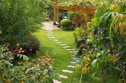 Conseils pour aménager un jardin Feng Shui
