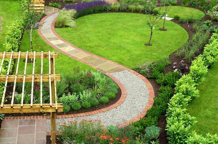 Beautiful Conseils et informations pour aménager les allées de jardin SN02