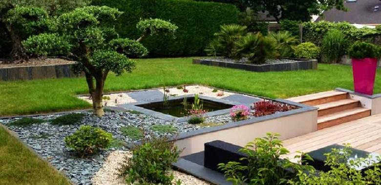 jardin paysager tout savoir